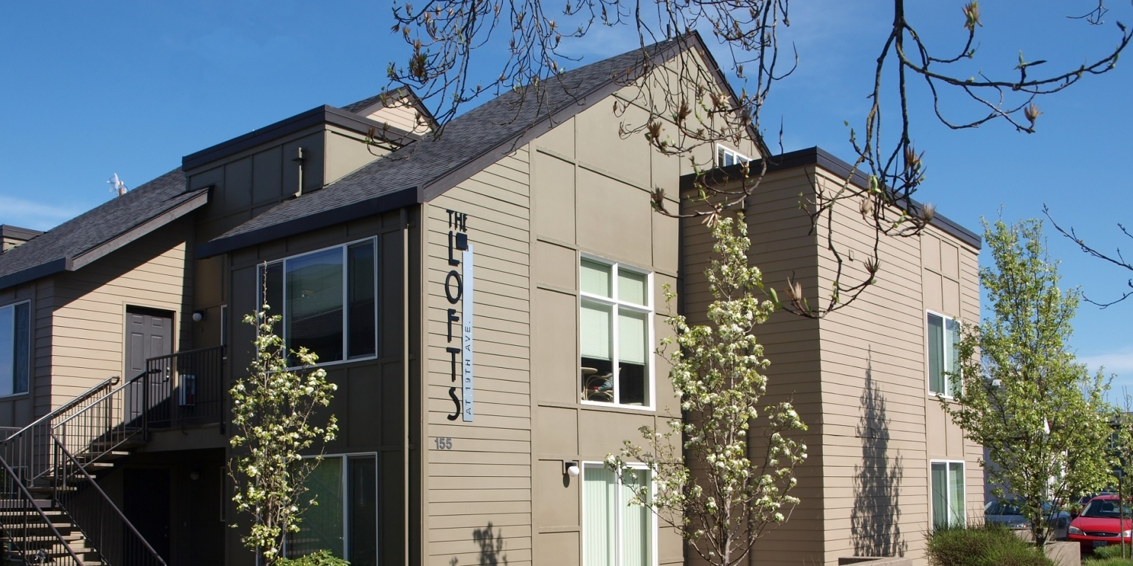 Eugene Campus Apartments for Rent